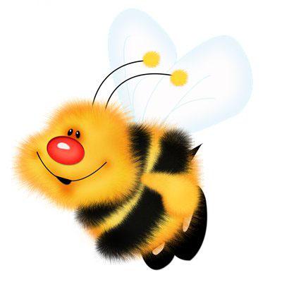 картинки для детей пчелка